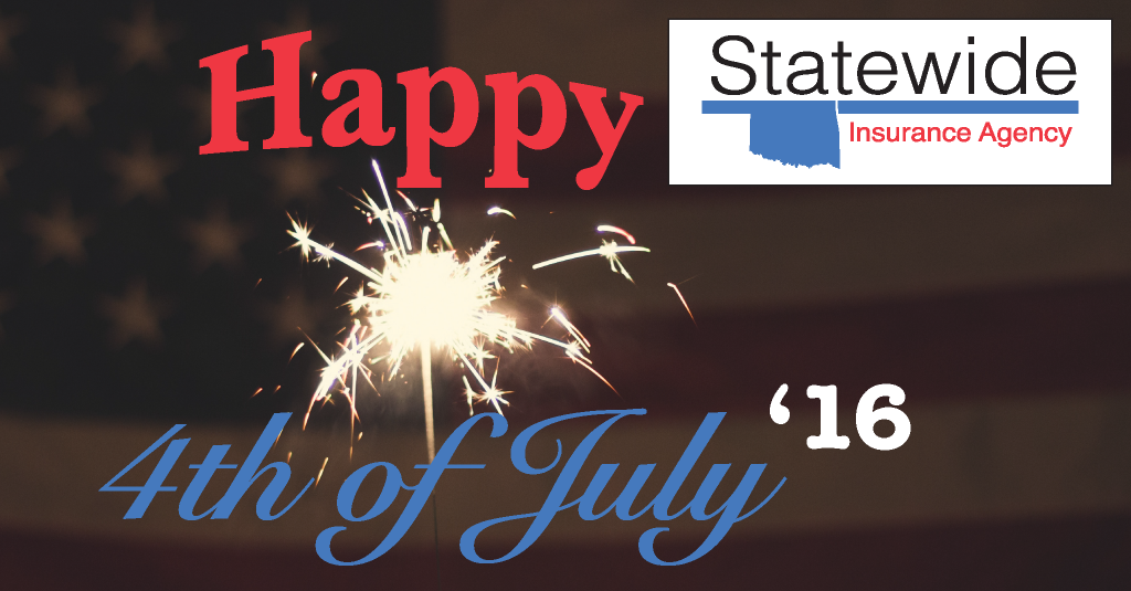 4th of July 2016 Statewide Insurance Agency